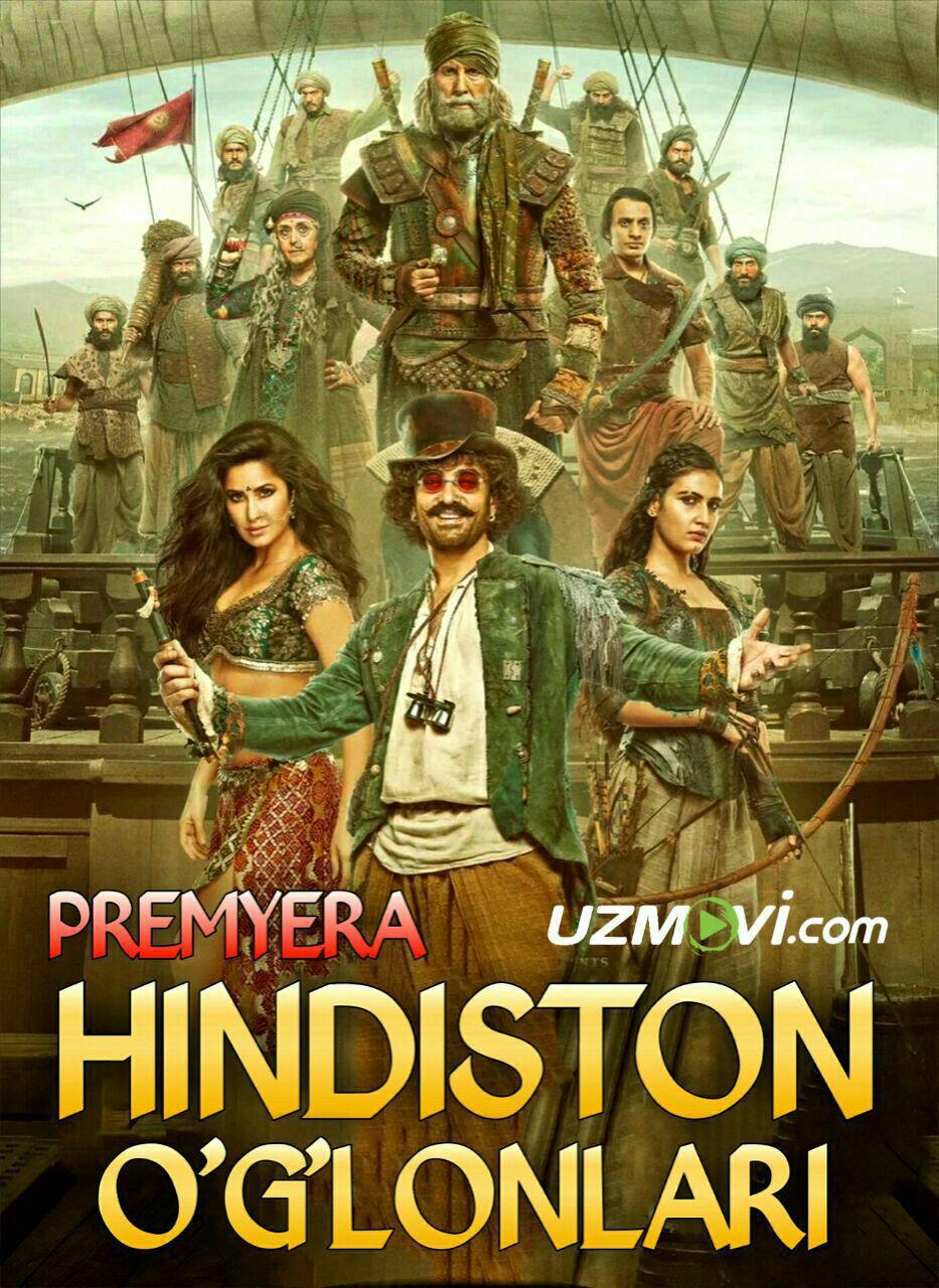 Hindiston O'g'lonlari Tas-IX (Premyera Hind kino O'zbek tilida HD)