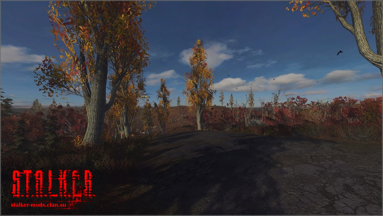 S.T.A.L.K.E.R. - Cold Autumn