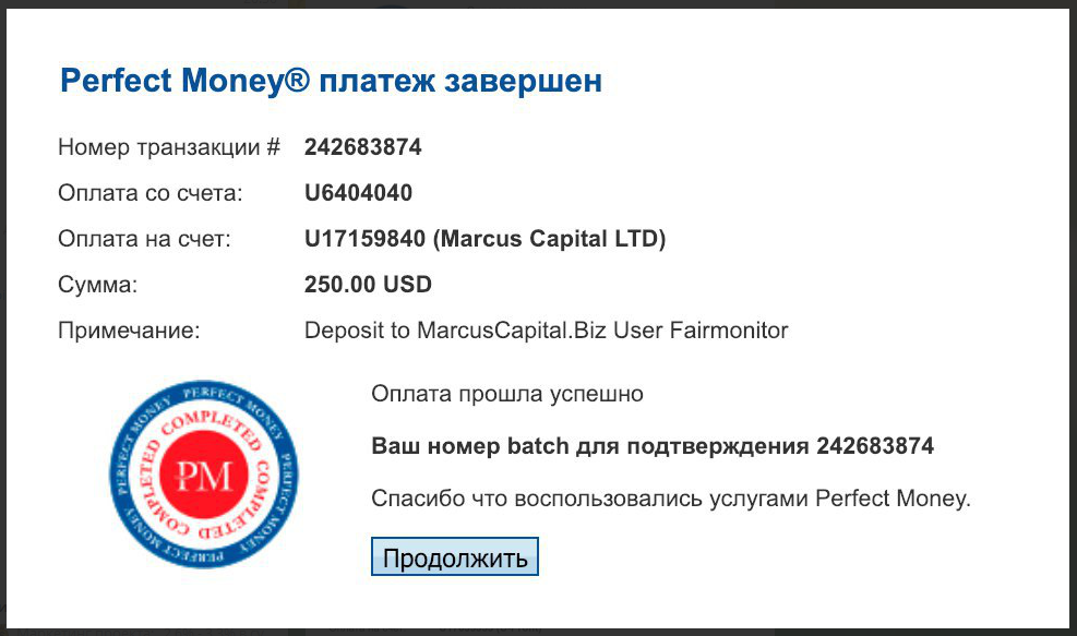 Marcus Capital Limited - marcuscapital.biz