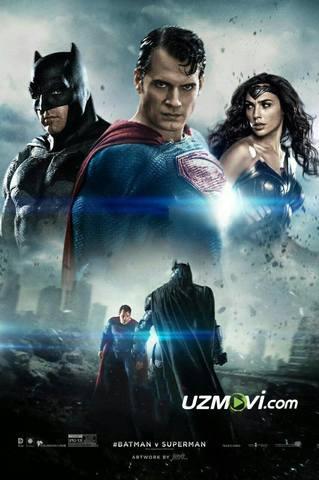 Betmen Supermenga qarshi / Бэтмен против Супермена
