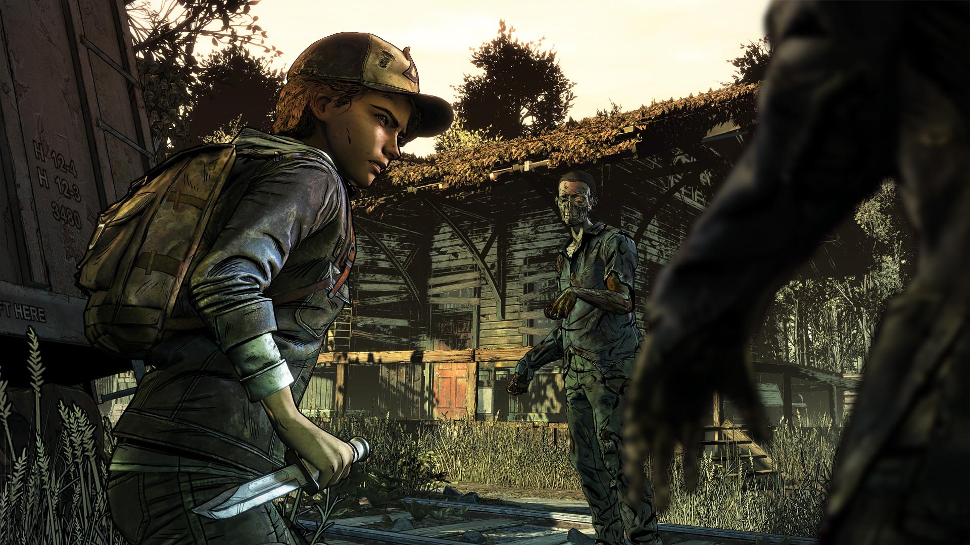 Стала известна дата выхода послднего эпизода The Walking Dead: The Final Season