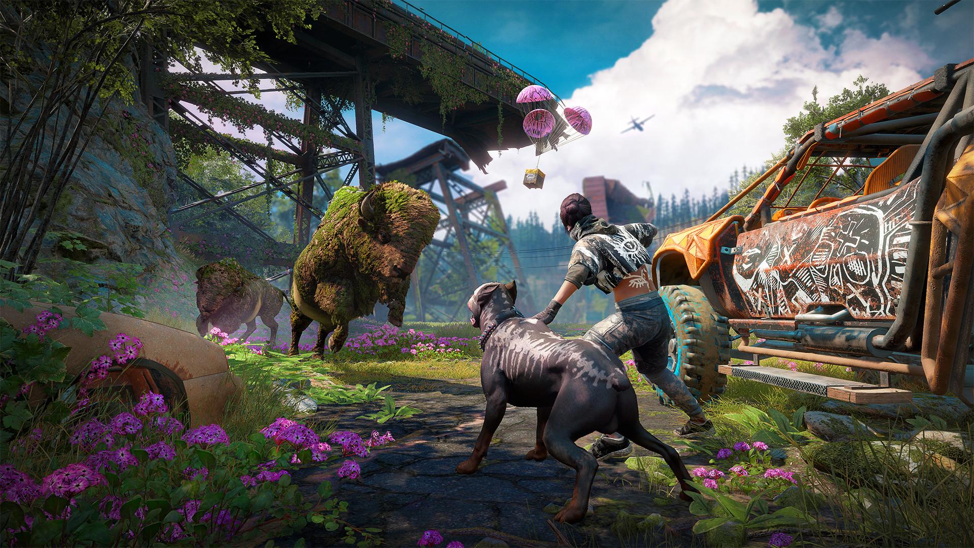 Появились официальные системные требования — Far Cry New Dawn