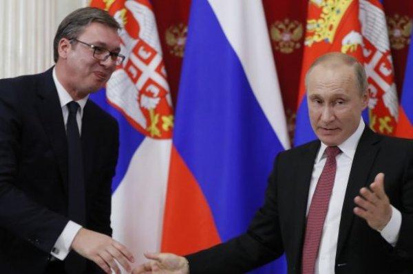 Белград принимает повышенные меры безопасности в связи с визитом В.В.Путина