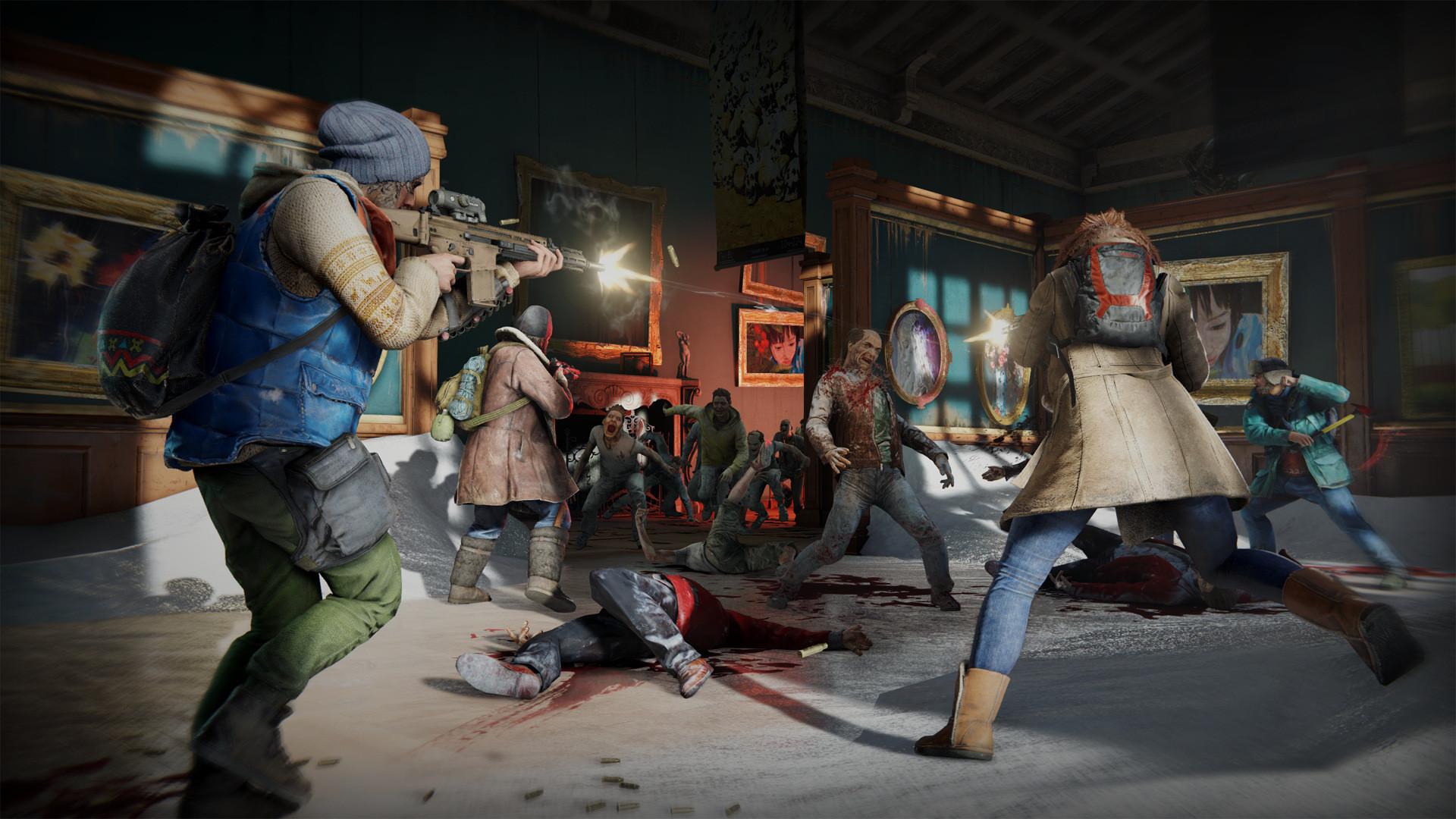 Зомби захватывают Москву на новых скриншотах экшена World War Z