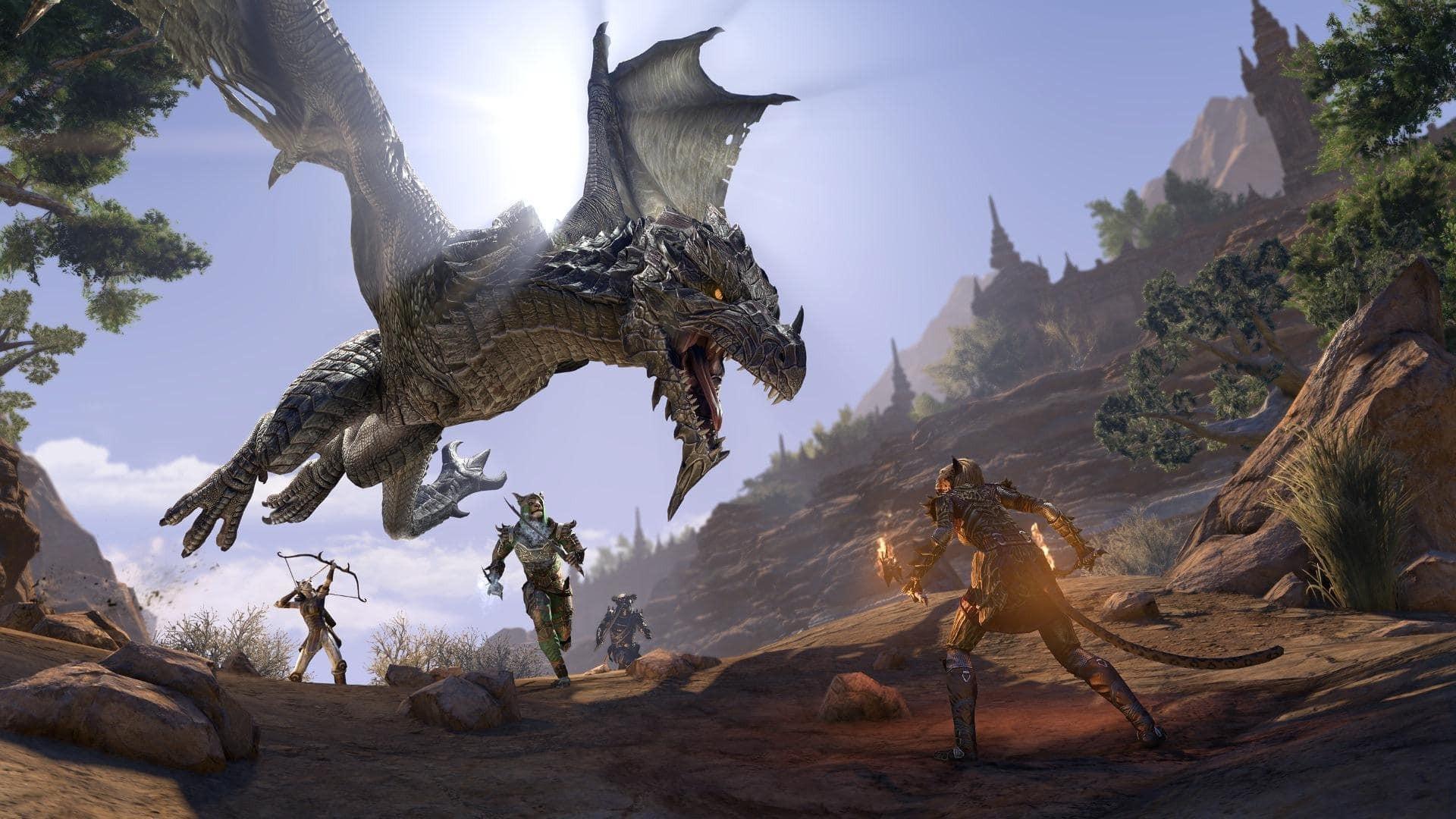 Для TES: Online выйдет крупное расширение, которое отправит игроков на родину Каджитов