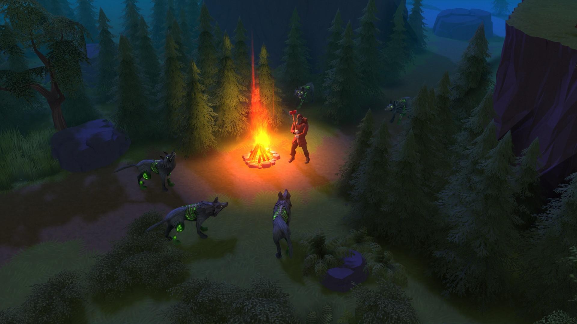 Анонсирована постапокалиптическая RPG, которая «объединит все лучшее из Dark Souls, Subnautica и Zelda»