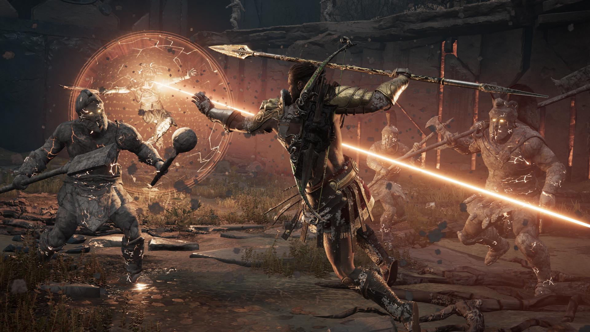 Автор сценария Assassin's Creed Odyssey использовала фанатскую энциклопедию для изучения лора игры