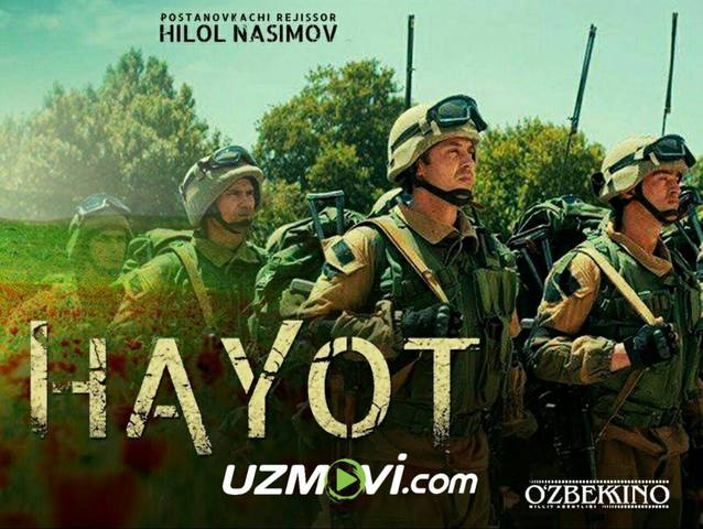 Hayot Premyera O'zbek kino 2019 HD Tas-IX