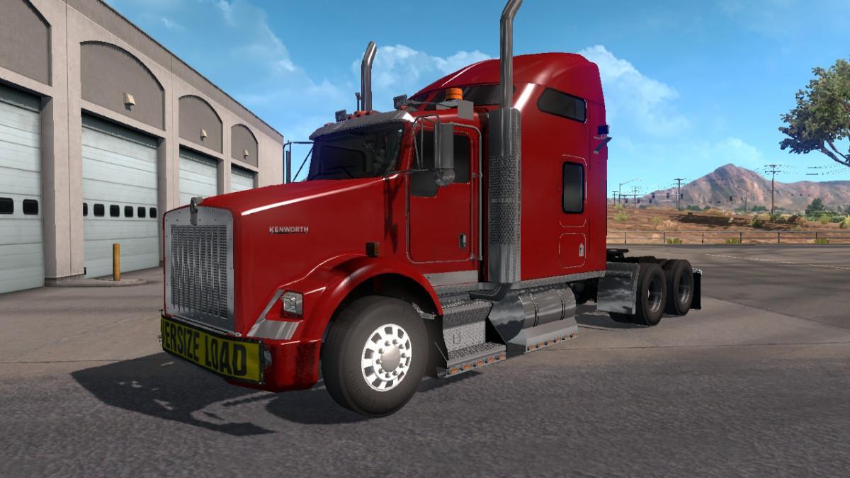 Kenworth T800 1.33