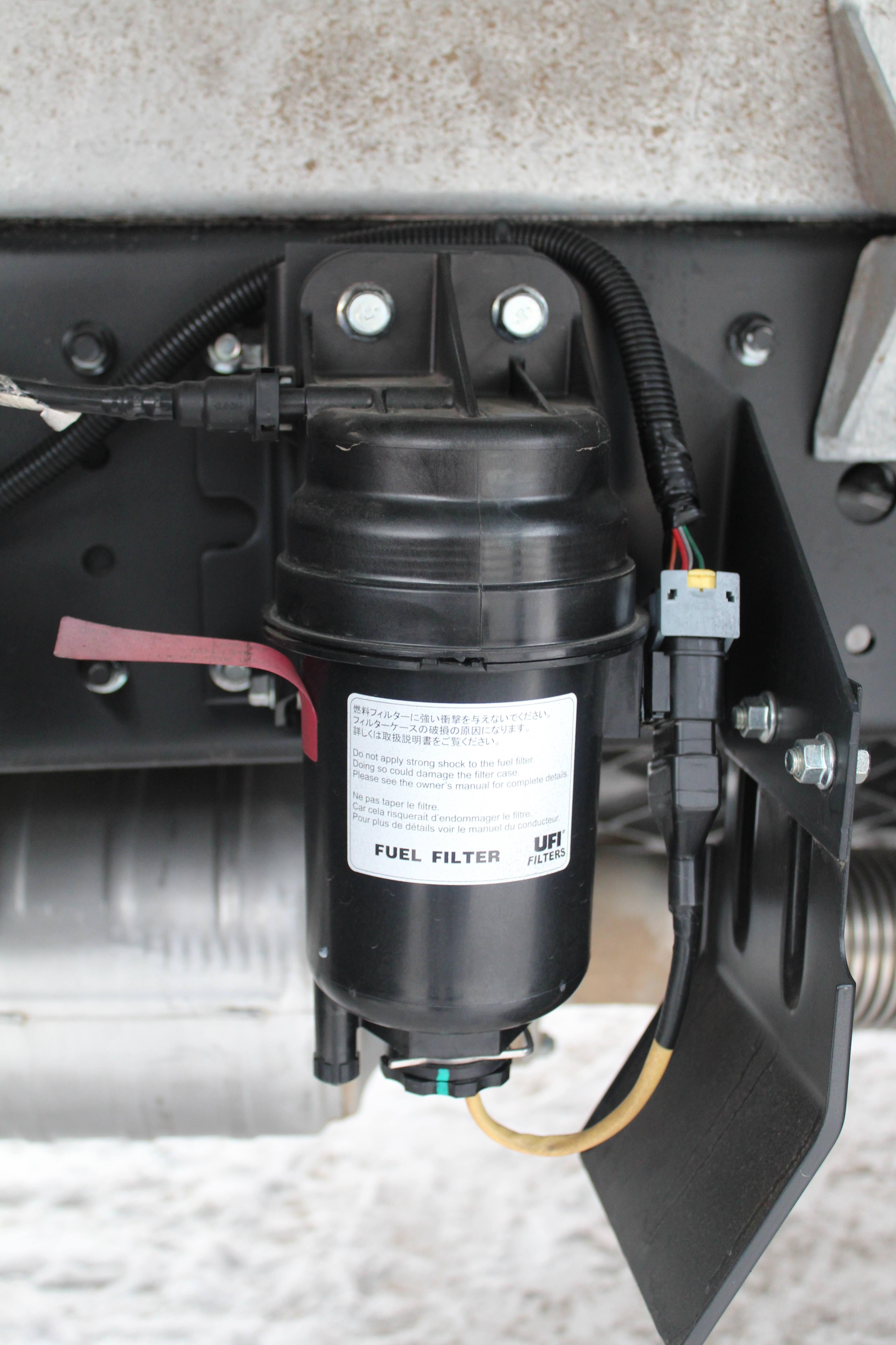 Топливный фильтр Fuso Canter TF