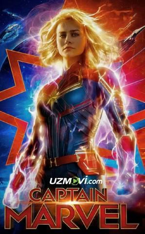 Kapitan Marvel Uzbek tilida