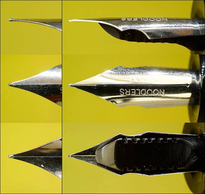 Jumbo pen modding Noodlers Flex. Lenskiy.org