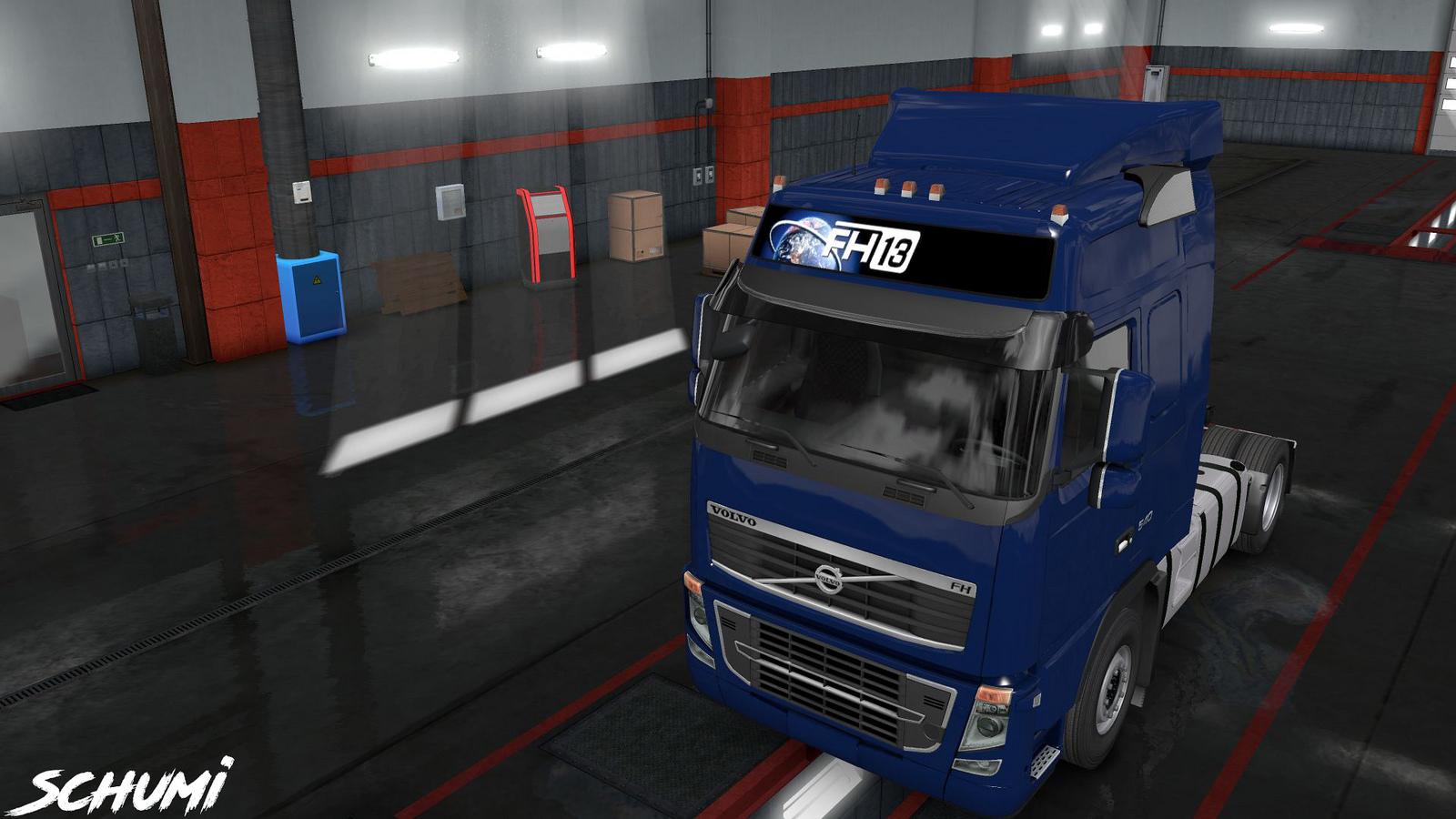 Volvo FH&FH16 2009 v1.1