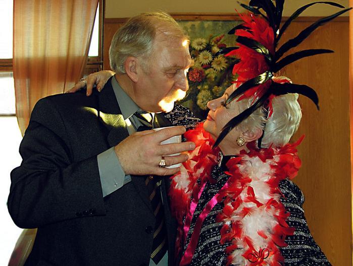 Анна Юрканская, юбилей 80 лет, из фотоальбома Звезда моя Анна (GenuineLera, 2004-2016)
