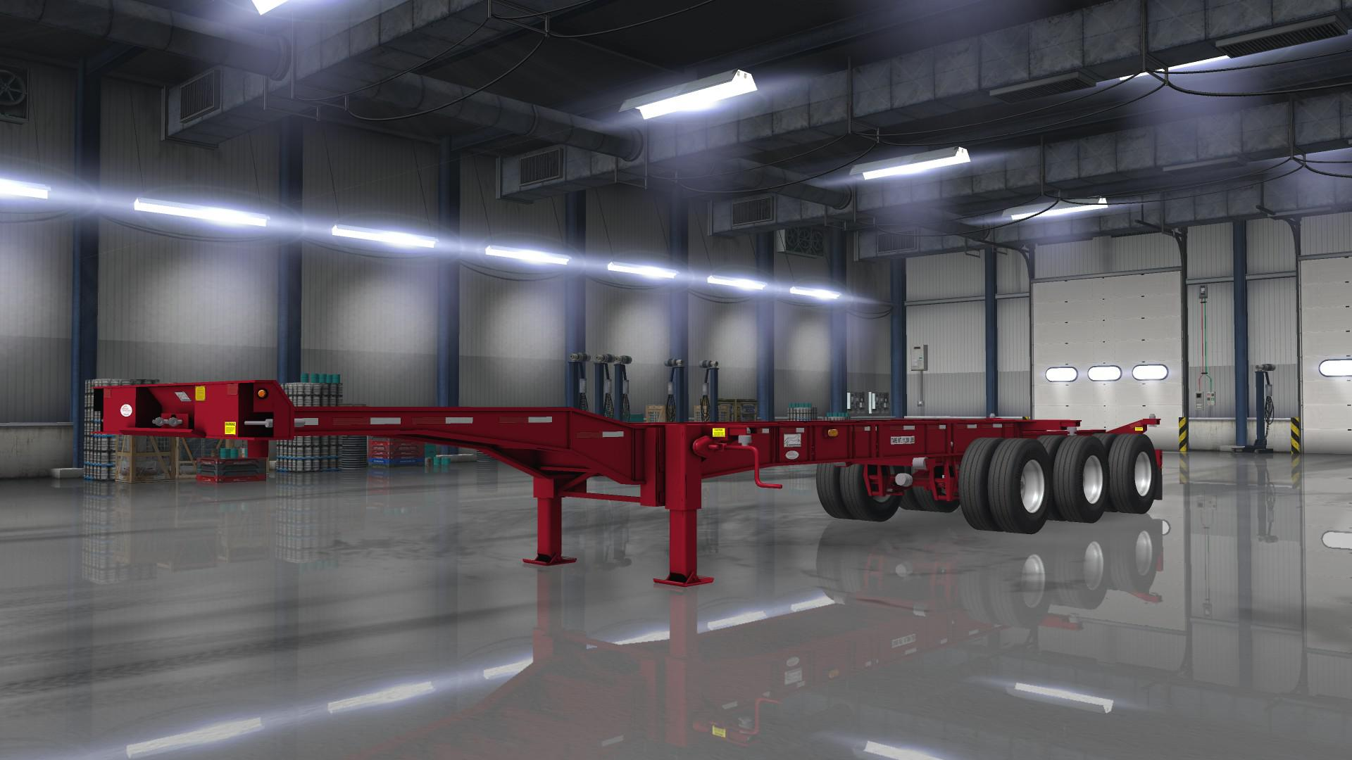 Cheetah Container Trailers 40 v2.0