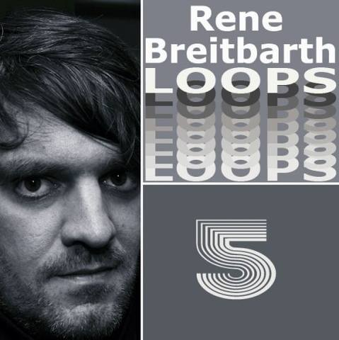 Deep Data Loops - Rene Breitbarth Loops Vol.5 (WAV)