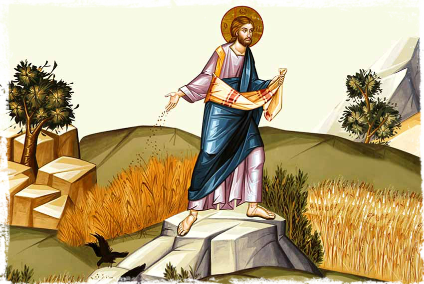 იგავი მთესველზე