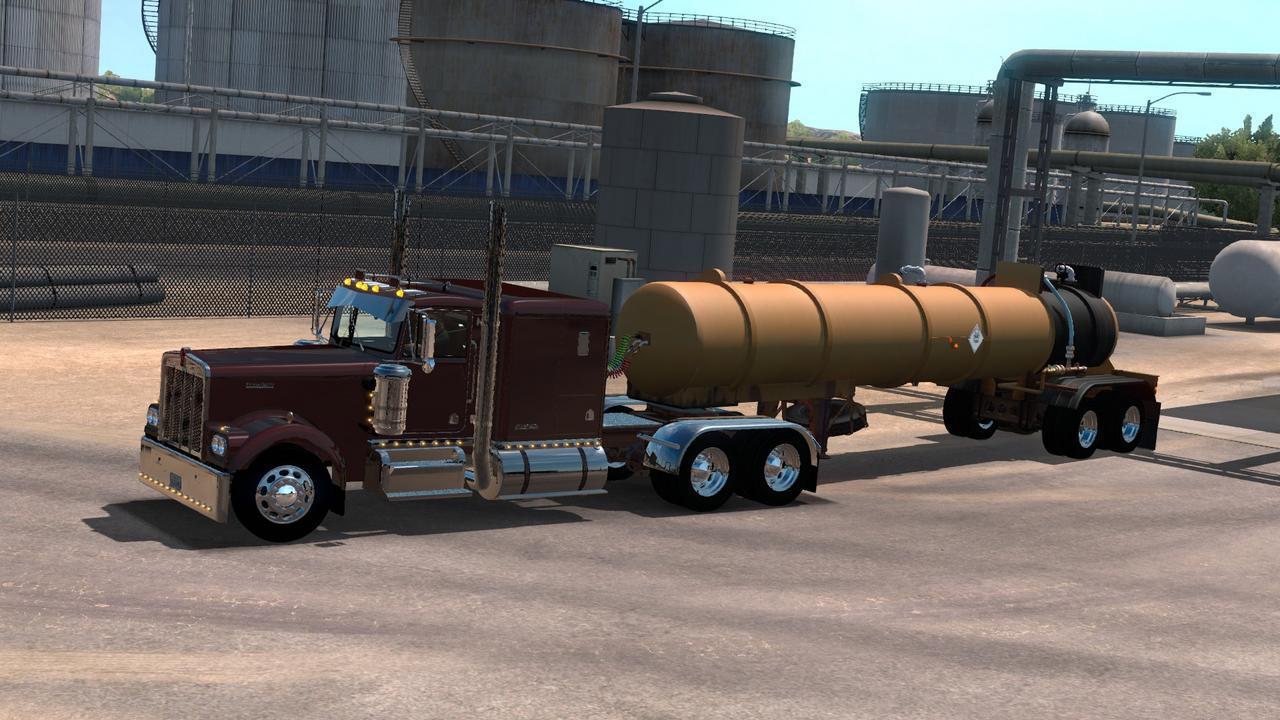 Lubbock 1970 Tanker Ownable v1.0