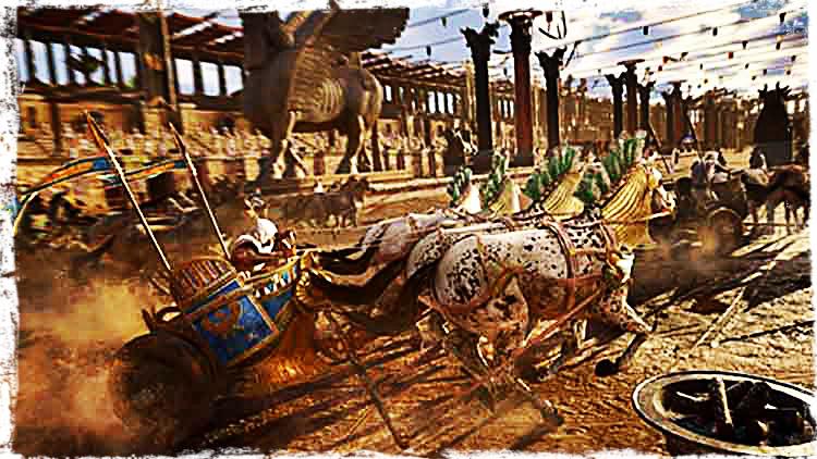 ცხენების სრბოლა