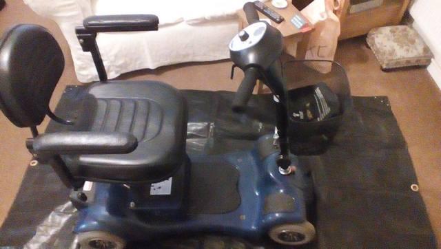 Увеличение скорости на инвалидной коляске