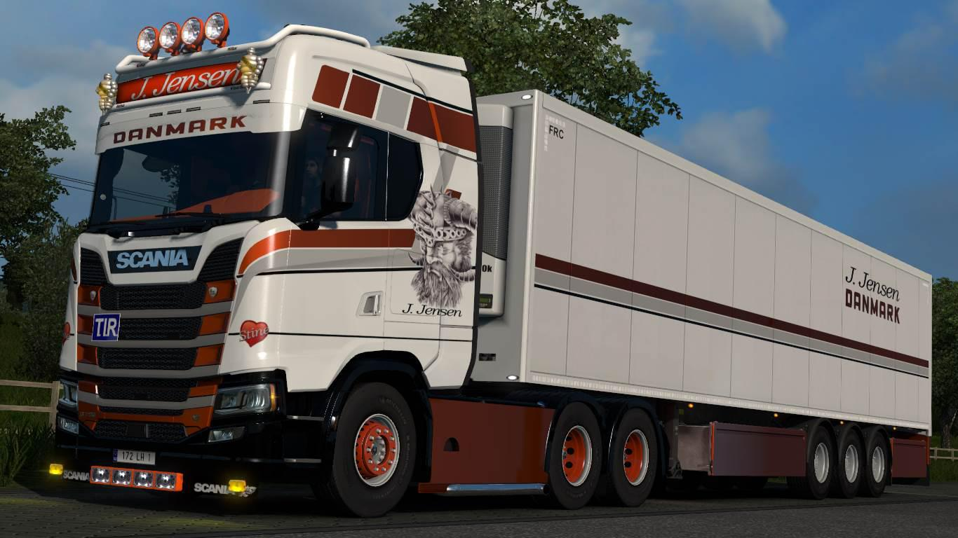 Jensen Design Ideas NG Scania S combo 1.33