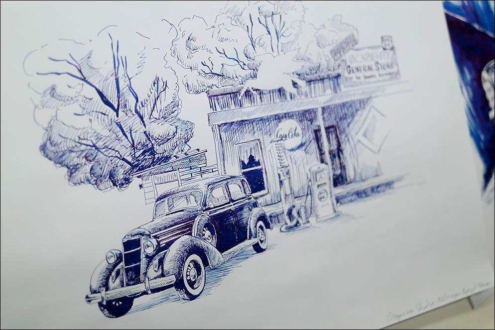 Organics Studio. Nitrogen Royal Blue. Lenskiy.org