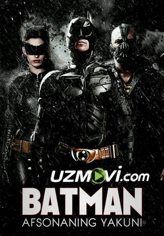 Batman | Betmen: Afsonaning yakuni / темный рыцарь возрождение легенды