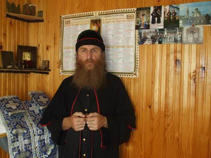 Kvachko episkoposi Antipa Sxuluxia