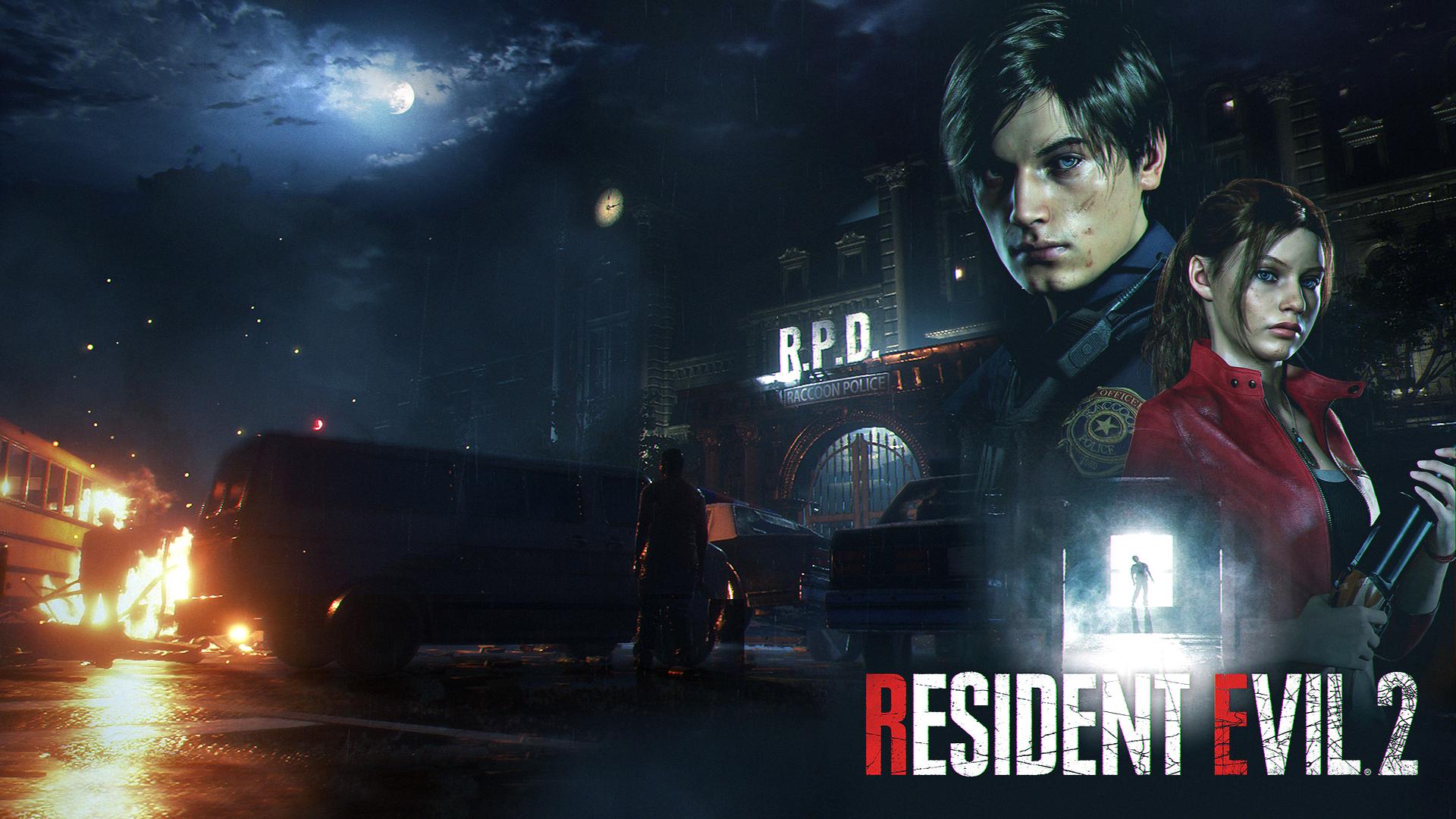 Для ремейка Resident Evil 2 сделали мод с песней DMX для Мистера Х