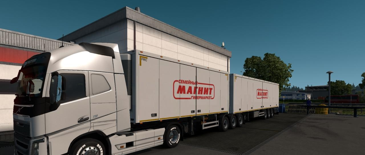 skin magnit na pricepy krome platformy i krone by ping pong for ets2 img1