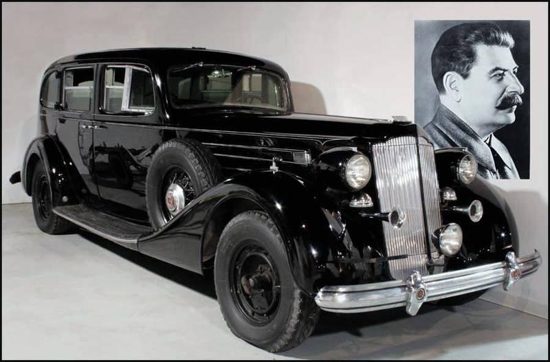 Stalin-Packard l