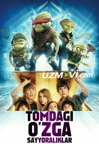 Tomdagi O'zgasayyoraliklar / пришельцы на чердаке