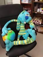 Хвастушки крючковых игрушек -9 25434652_s