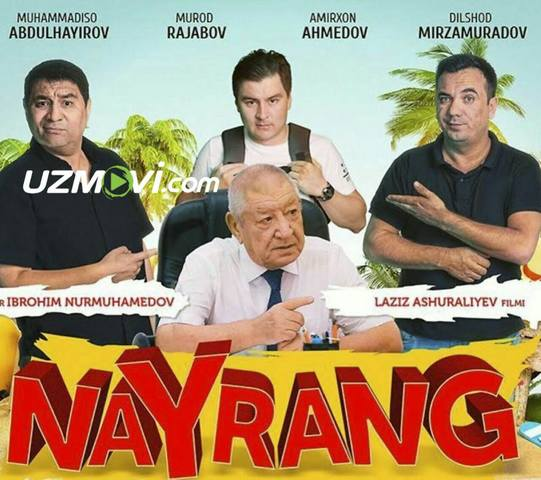 Nayrang (Uzbek kino Premyera) tas-ix