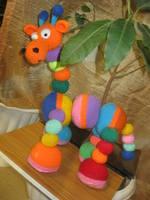 Хвастушки крючковых игрушек -9 25451127_s
