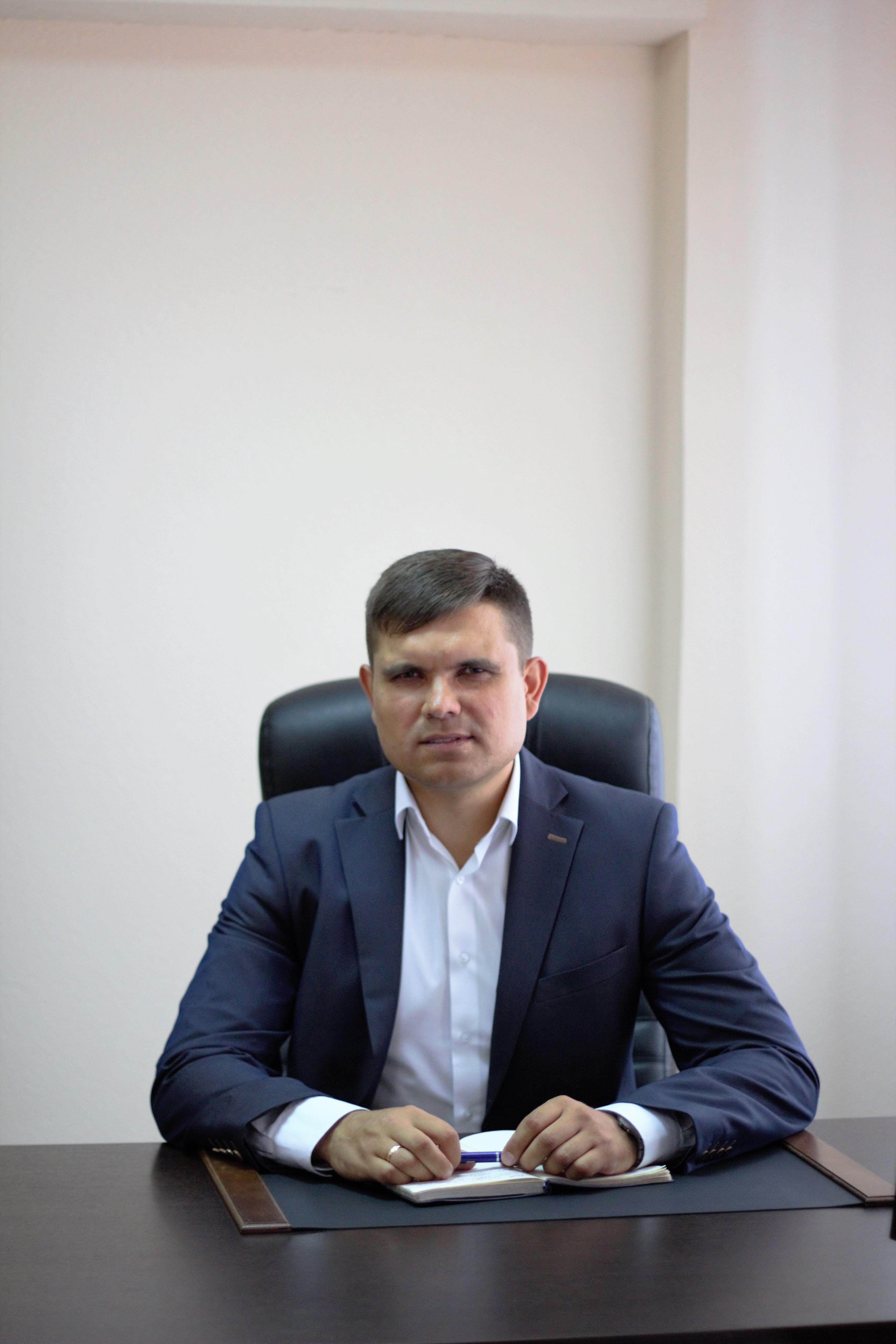 Сергей Романенков, руководитель ООО «Доринг-Сибирь»
