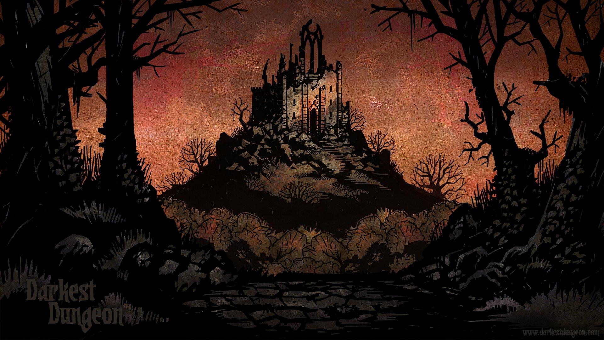 Анонсирована Darkest Dungeon 2