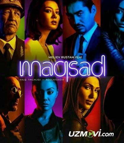 Maqsad (Premeyra Uzbek O'zbek kino tas-ix)