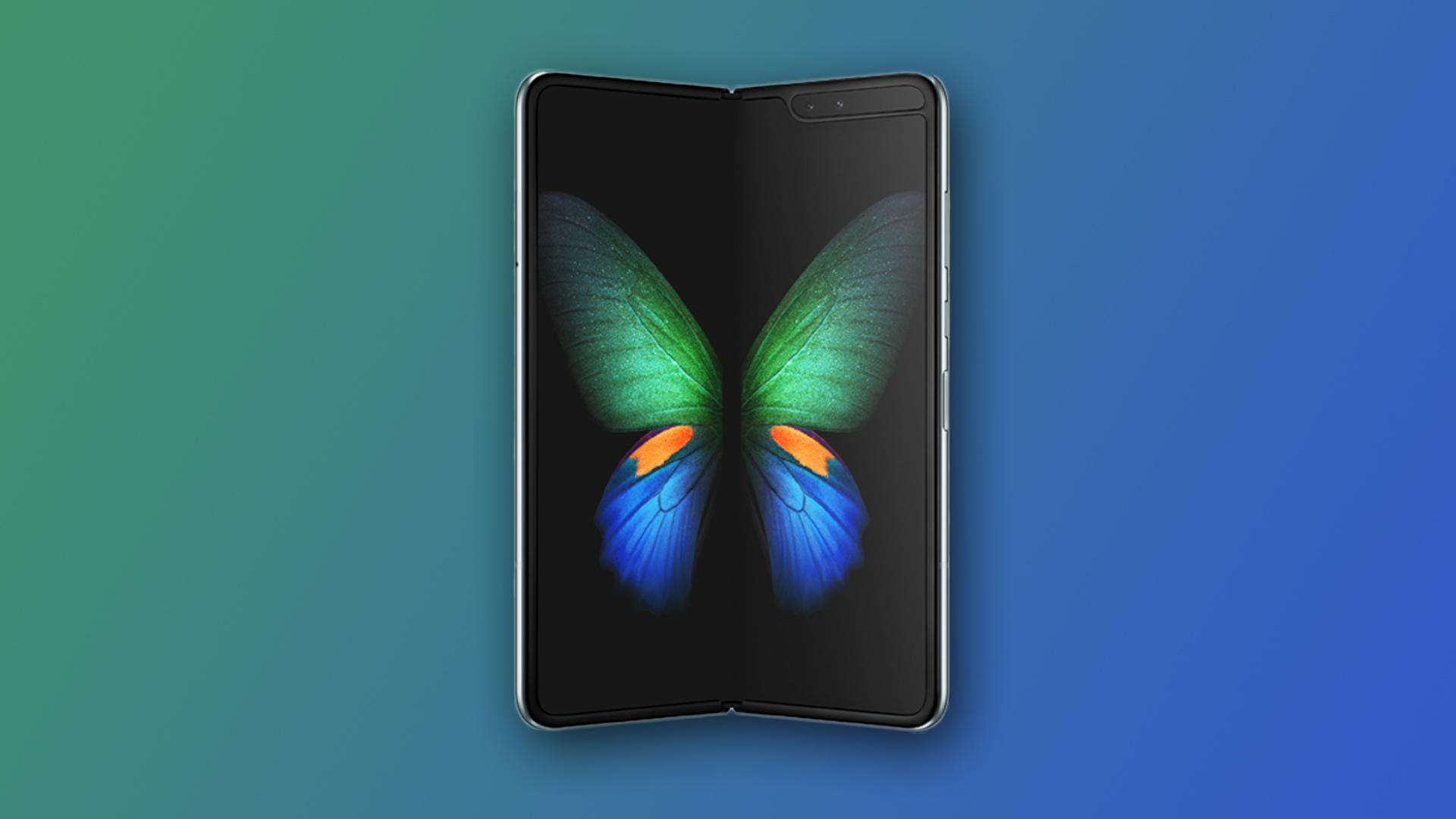 Samsung показала гнущийся телефон Galaxy Fold за 130 тысяч рублей