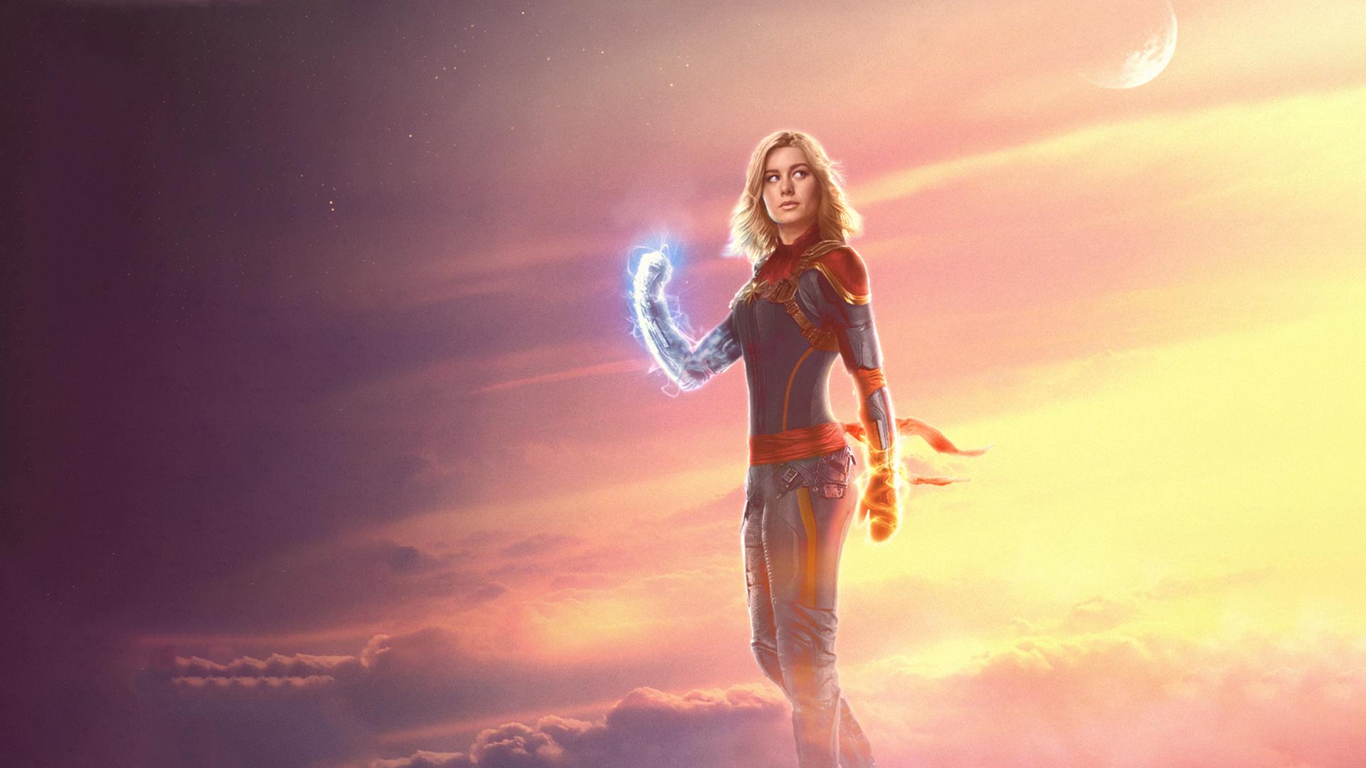 В новом видео фильма «Капитан Марвел» показали Железного человека