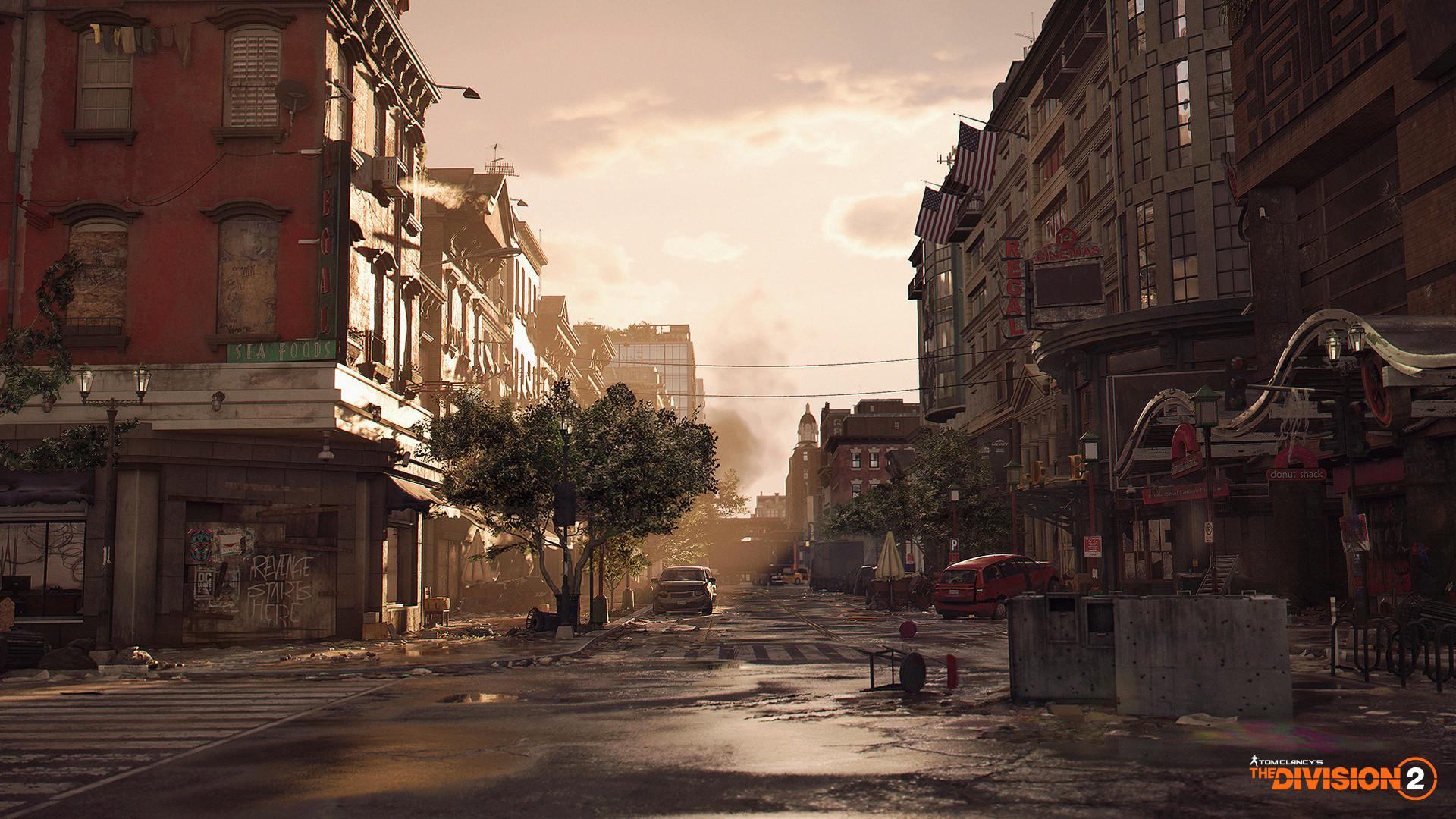 Новое снаряжение и операции: Ubisoft показала, чем заняться в The Division 2 после сюжета