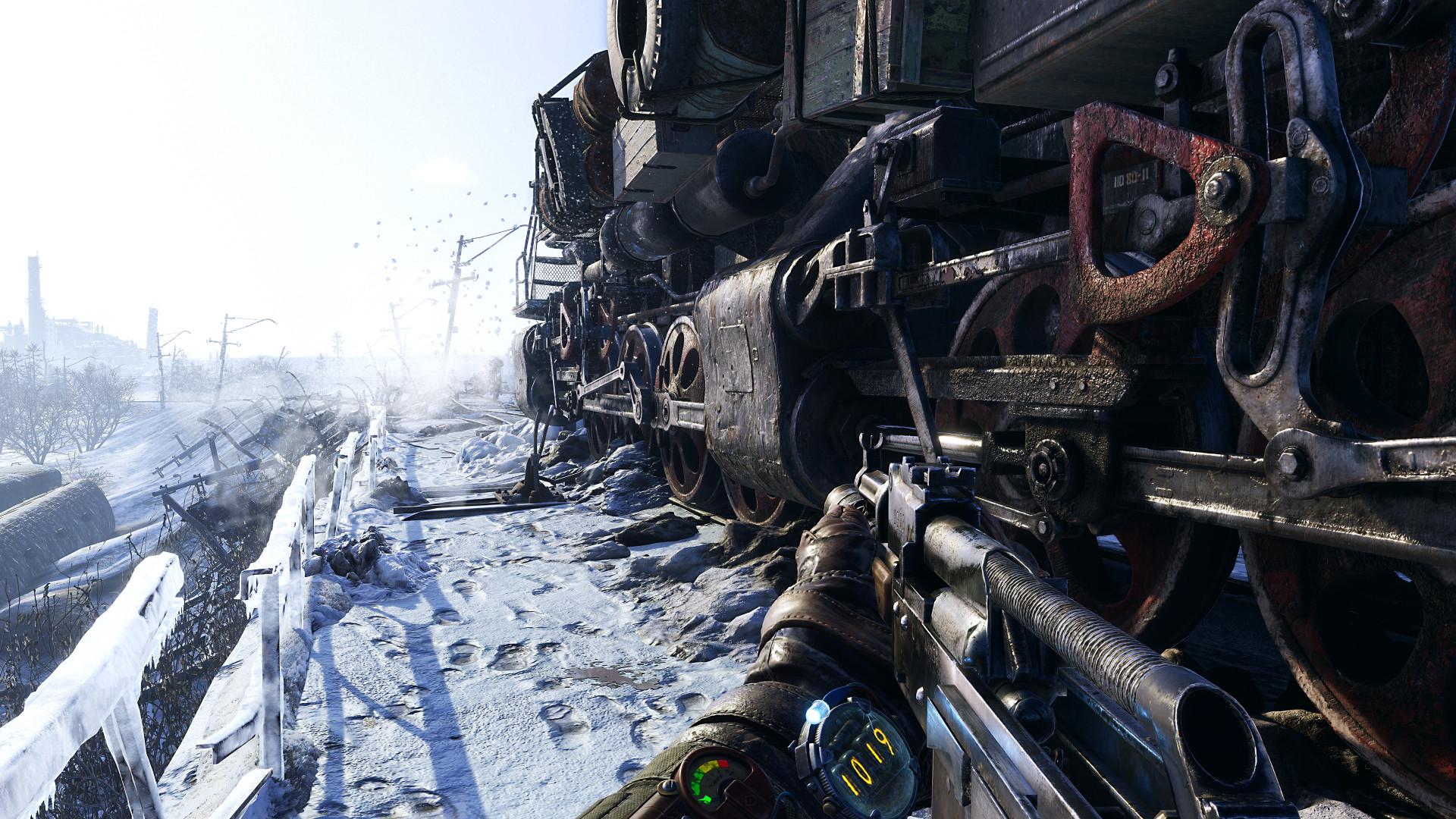 Для Metro Exodus вышел патч, который повышает FPS на слабых ПК