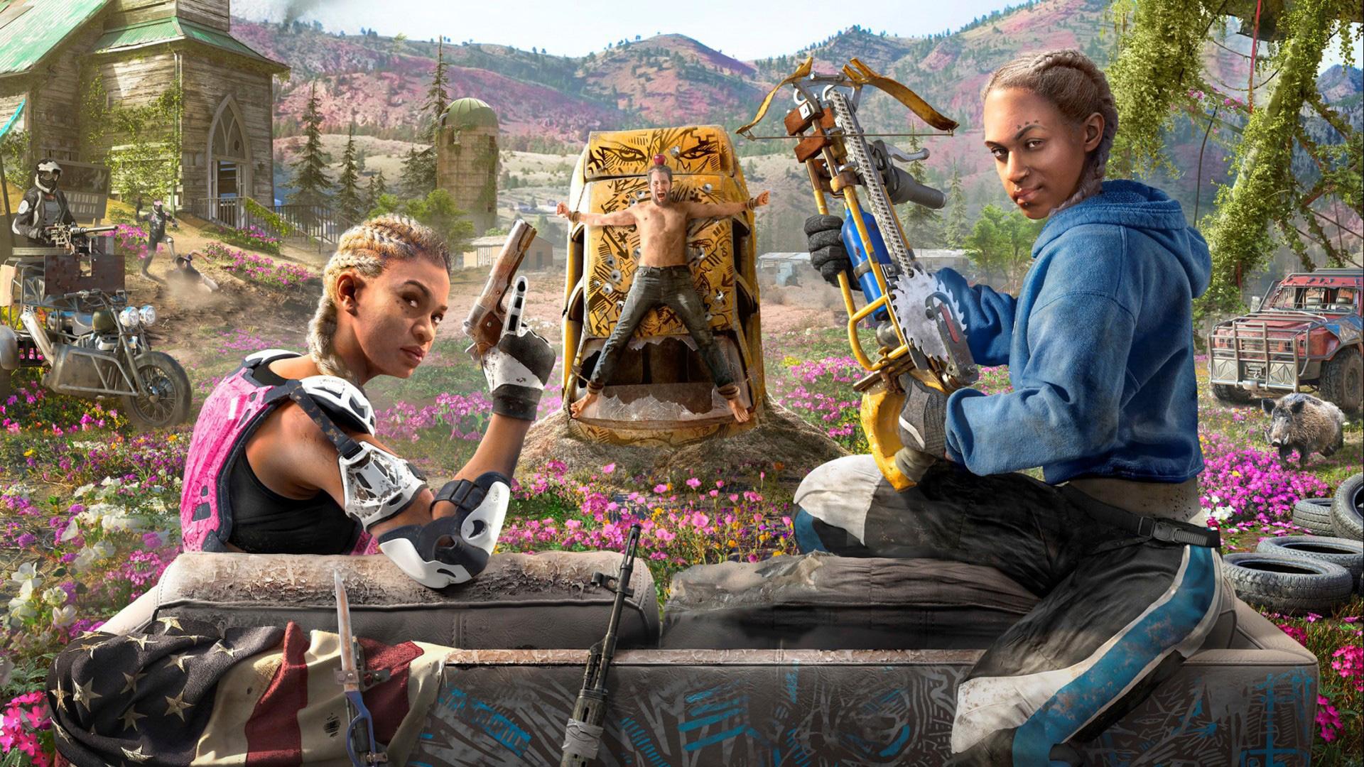Хакеры взломали Far Cry New Dawn — Denuvo продержалась ровно неделю