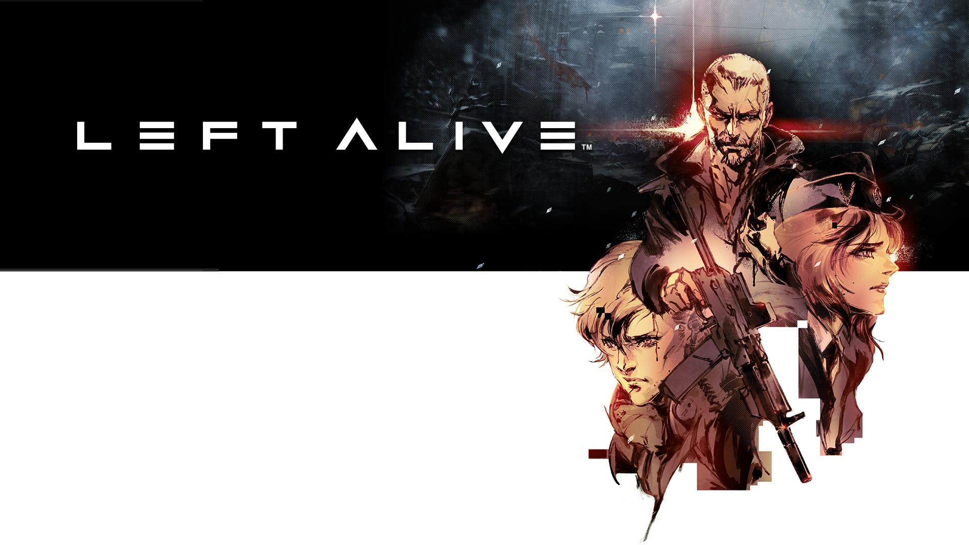 15 минут геймплея Left Alive