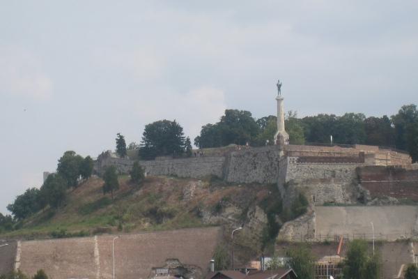 Сербия, Белград, Калемегдан