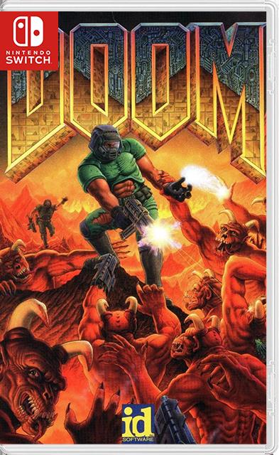 Download BrutalDoom, Doom 1-2, Plutonia, TNT, Doom 64 [NSP