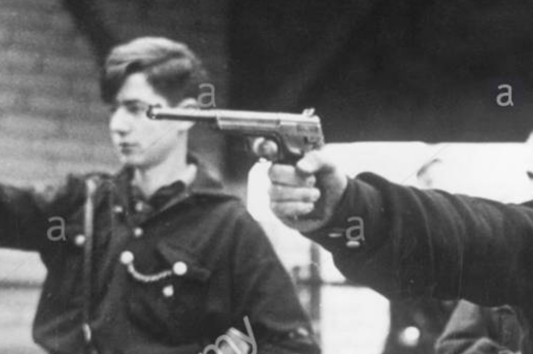 Flobert Pistols ? - Axis History Forum