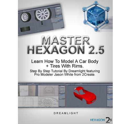 Master Hexagon - Car Modeling Basics