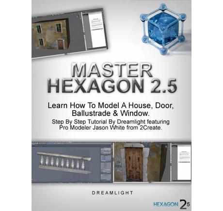 Master Hexagon - House Exterior Modeling