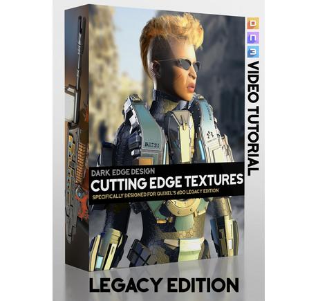 Creating Cutting Edge Textures - dDo Legacy